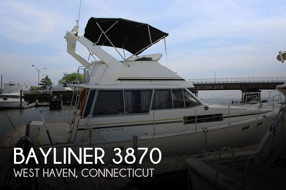 1987 BAYLINER 3870 for sale