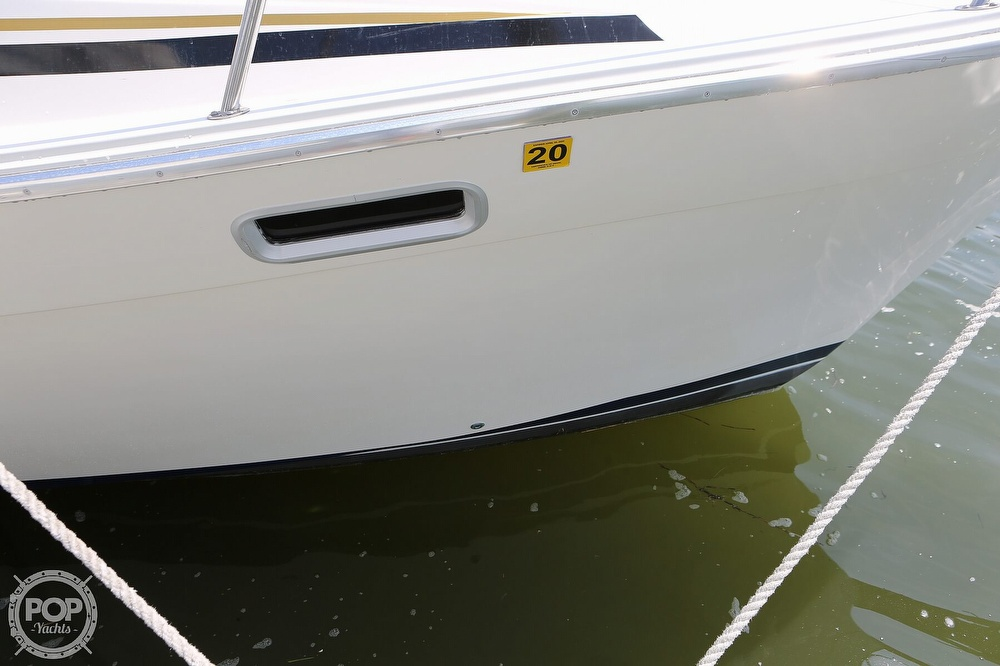1987 Bayliner boat for sale, model of the boat is 3870 & Image # 21 of 40