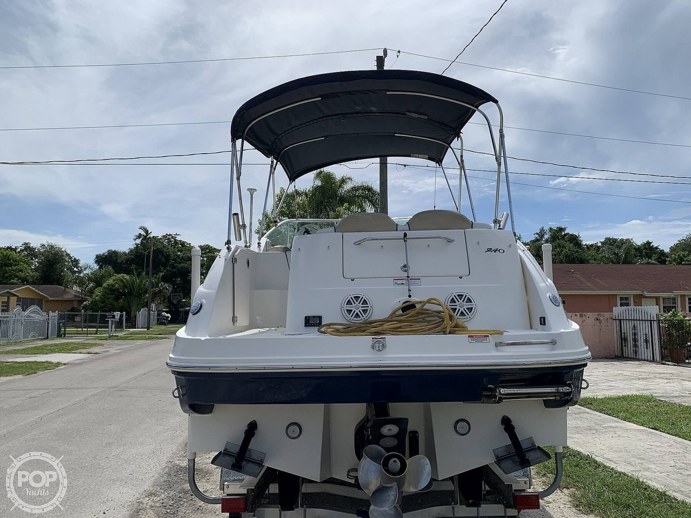 2008 Sea Ray boat for sale, model of the boat is 240 Sundancer & Image # 6 of 40