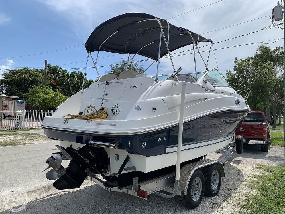 2008 Sea Ray boat for sale, model of the boat is 240 Sundancer & Image # 7 of 40