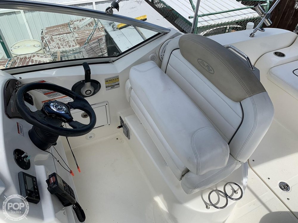 2008 Sea Ray boat for sale, model of the boat is 240 Sundancer & Image # 37 of 40
