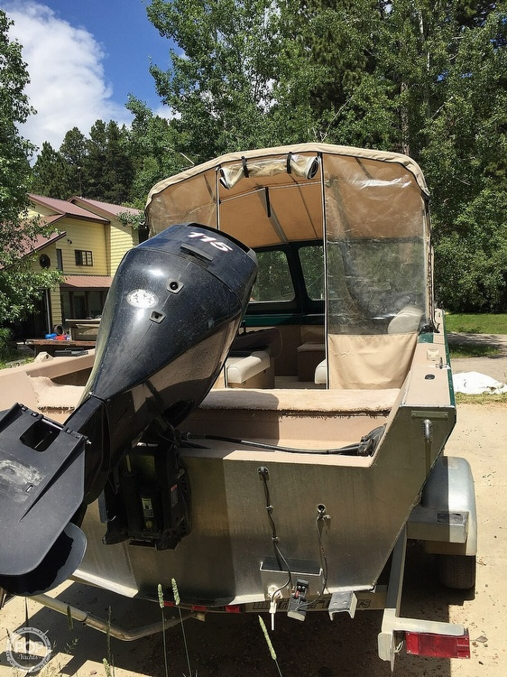 2000 Weld-Craft boat for sale, model of the boat is 18 Renegade & Image # 3 of 6