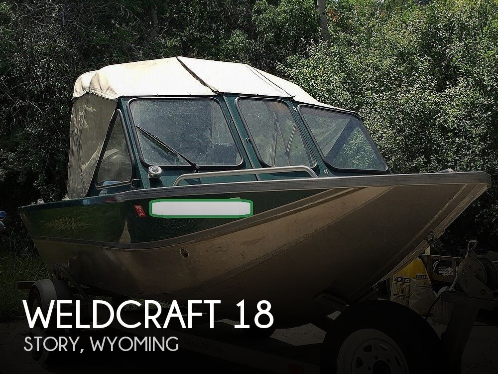 2000 Weld-Craft boat for sale, model of the boat is 18 Renegade & Image # 1 of 6