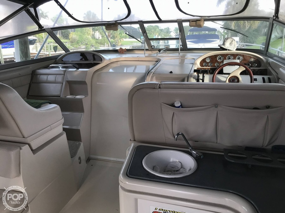 1996 Regal boat for sale, model of the boat is Commodore 402 & Image # 24 of 40