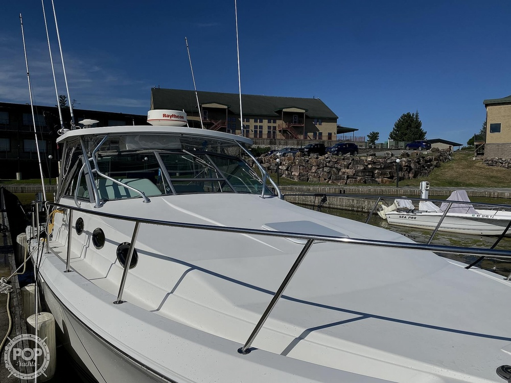 2001 Wellcraft boat for sale, model of the boat is Coastal 330 & Image # 11 of 40