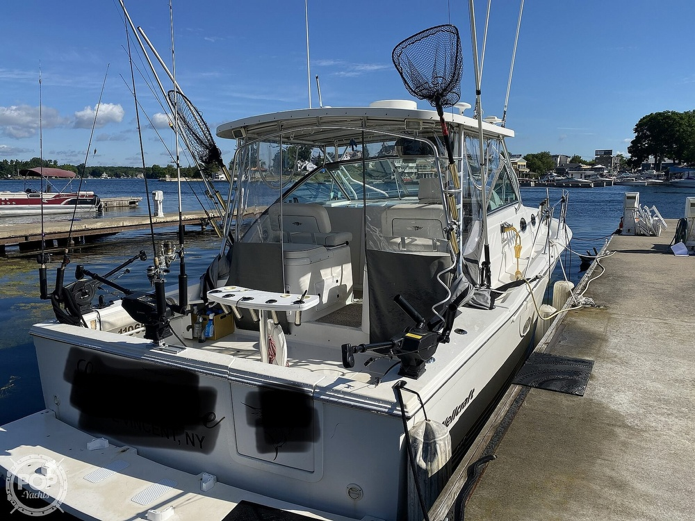 2001 Wellcraft boat for sale, model of the boat is Coastal 330 & Image # 16 of 40