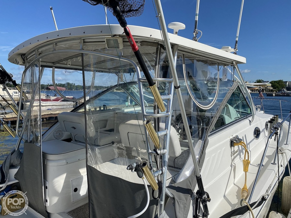 2001 Wellcraft boat for sale, model of the boat is Coastal 330 & Image # 2 of 40