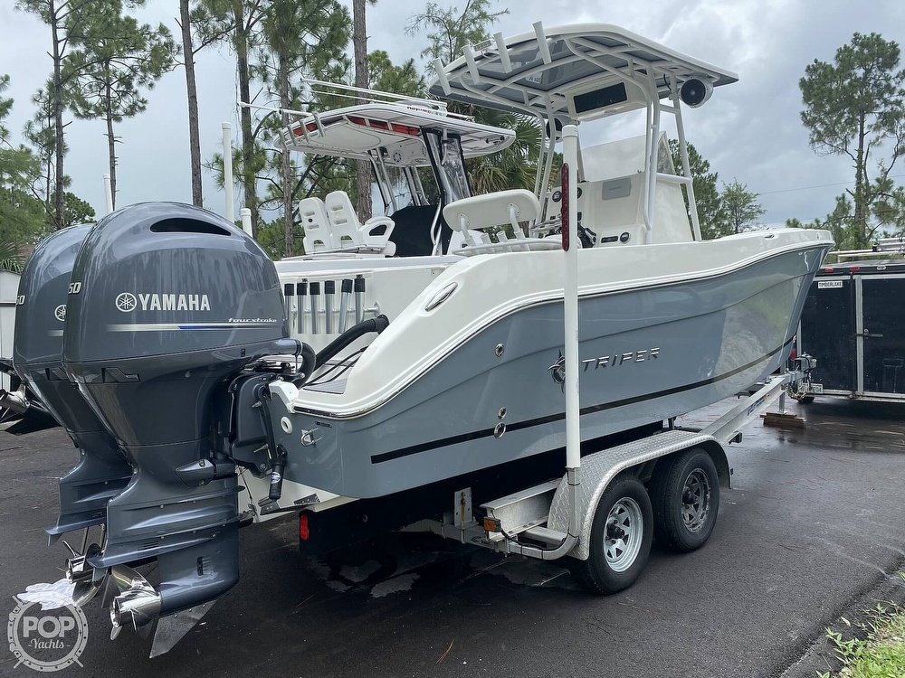 2016 Seaswirl boat for sale, model of the boat is Striper 2605 CC & Image # 18 of 40