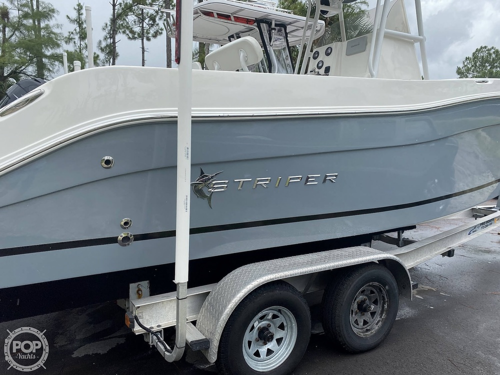 2016 Seaswirl boat for sale, model of the boat is Striper 2605 CC & Image # 20 of 40