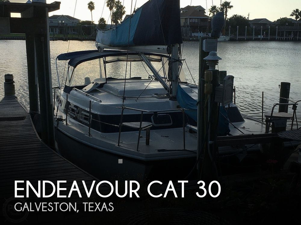 Used Sailboats For Sale in Houston, Texas by owner | 1992 Endeavour Cat 30
