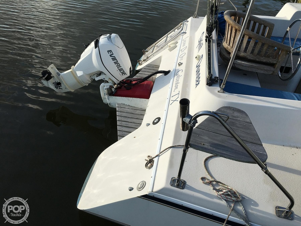 1992 Endeavour boat for sale, model of the boat is Cat 30 & Image # 39 of 40