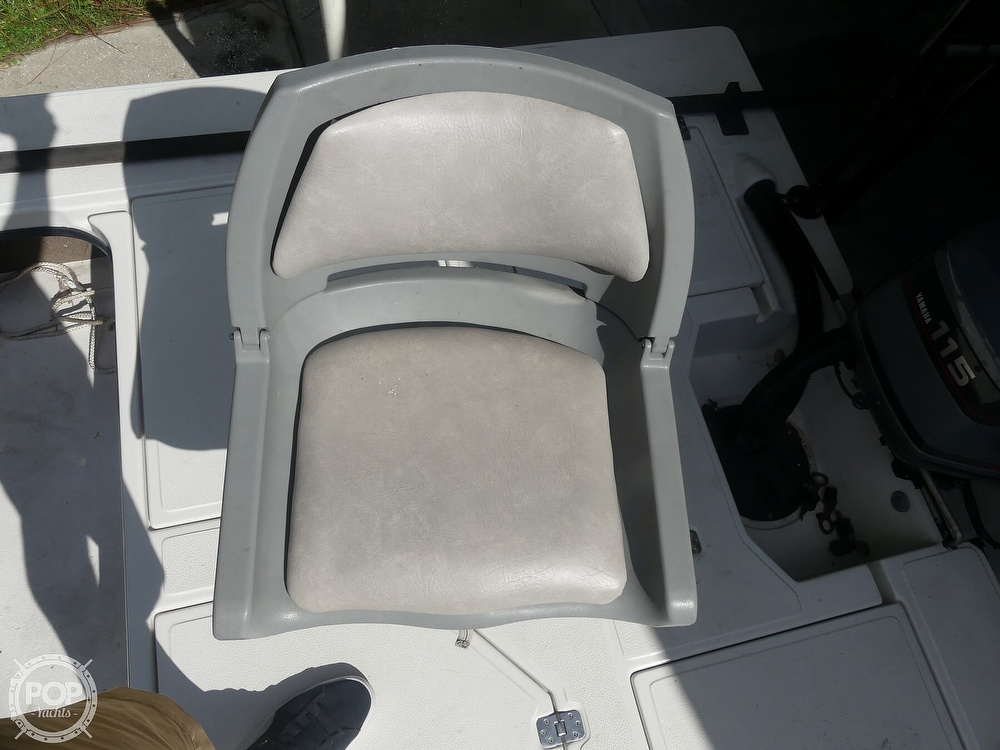 1997 Hewes boat for sale, model of the boat is Redfisher 18 & Image # 30 of 40