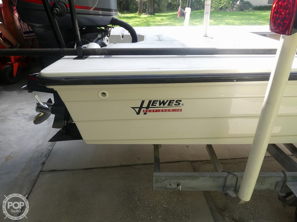 1997 Hewes boat for sale, model of the boat is Redfisher 18 & Image # 40 of 40