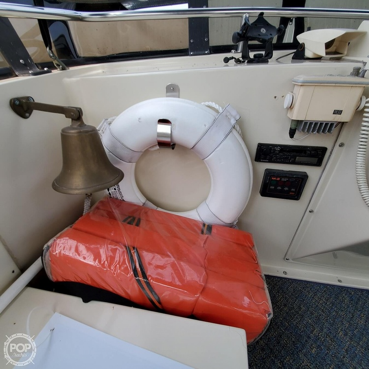 1985 Wellcraft boat for sale, model of the boat is Californian 35 MY & Image # 39 of 40