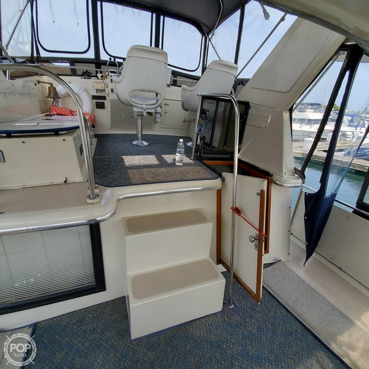 1985 Wellcraft boat for sale, model of the boat is Californian 35 MY & Image # 21 of 40