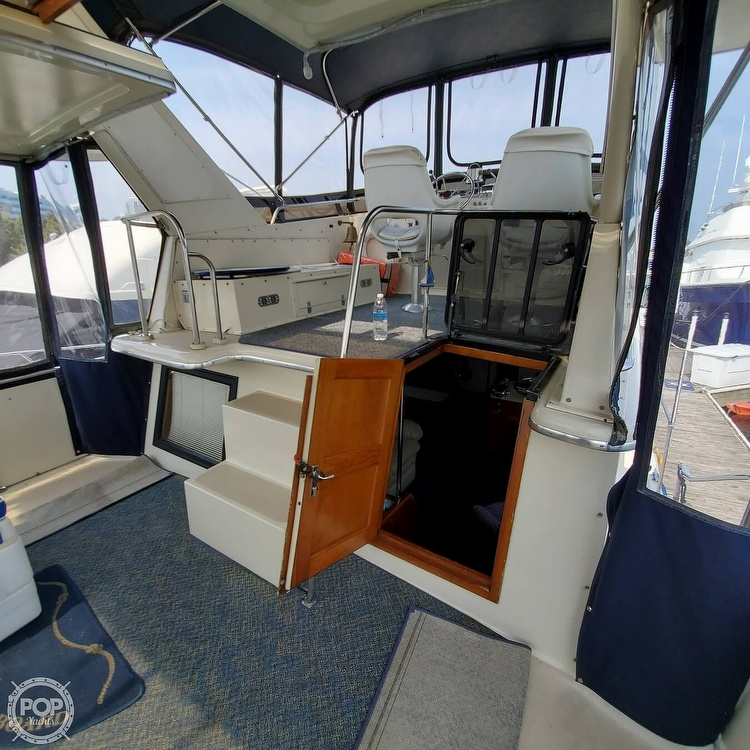1985 Wellcraft boat for sale, model of the boat is Californian 35 MY & Image # 23 of 40