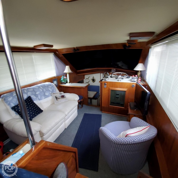 1985 Wellcraft boat for sale, model of the boat is Californian 35 MY & Image # 26 of 40