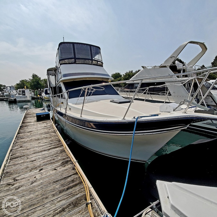 1985 Wellcraft boat for sale, model of the boat is Californian 35 MY & Image # 8 of 40
