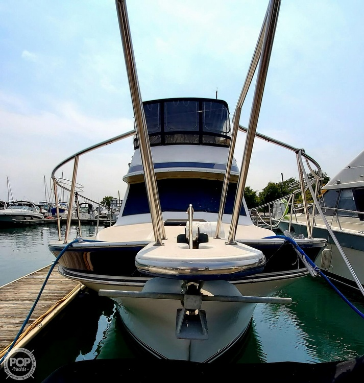 1985 Wellcraft boat for sale, model of the boat is Californian 35 MY & Image # 15 of 40