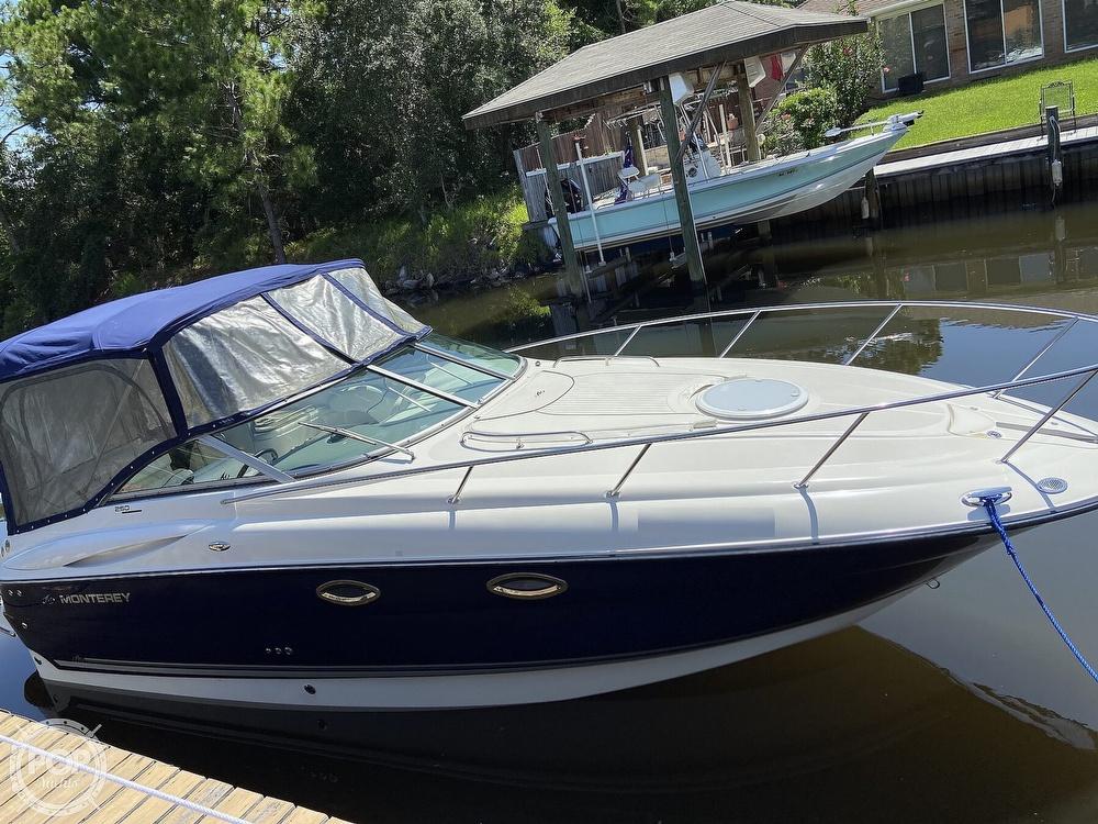 2008 Monterey 250 CR - #$LI_INDEX