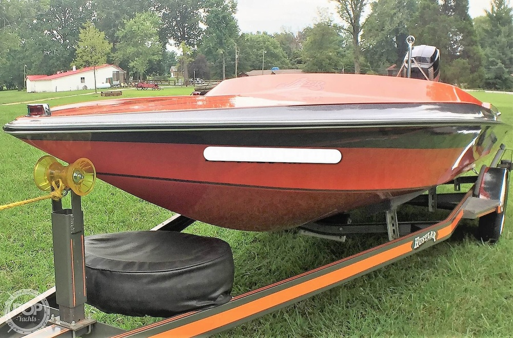 1983 LaserPerformance boat for sale, model of the boat is 19 & Image # 6 of 41