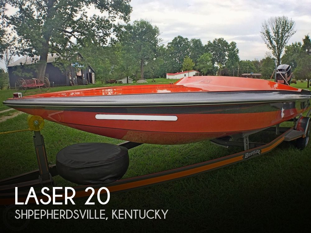 1983 LaserPerformance boat for sale, model of the boat is 19 & Image # 1 of 41