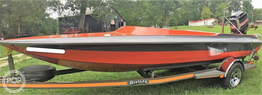 1983 LaserPerformance boat for sale, model of the boat is 19 & Image # 9 of 41
