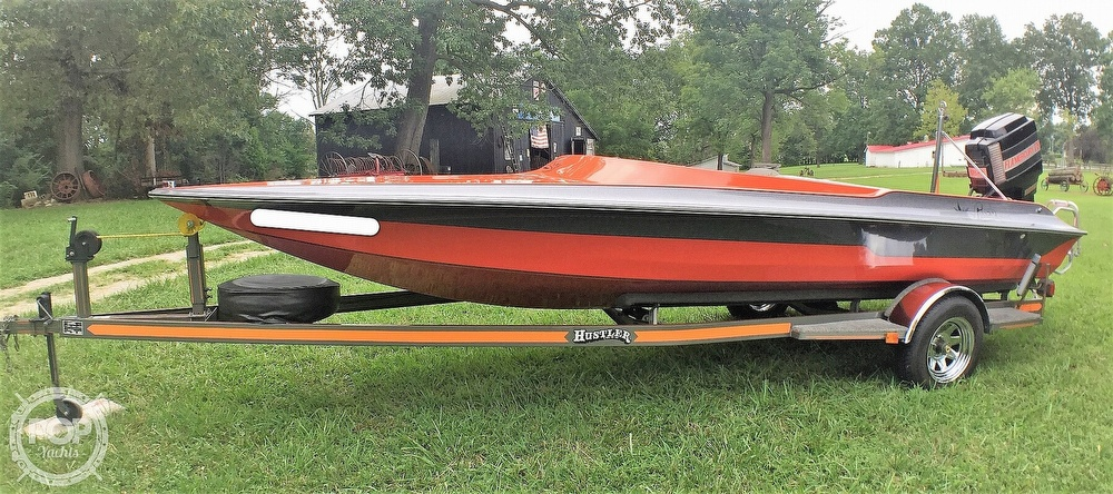1983 LaserPerformance boat for sale, model of the boat is 19 & Image # 10 of 41