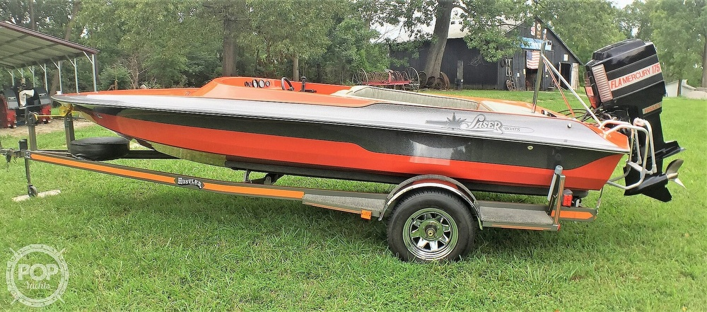 1983 LaserPerformance boat for sale, model of the boat is 19 & Image # 11 of 41
