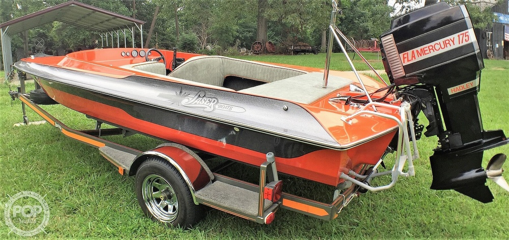 1983 LaserPerformance boat for sale, model of the boat is 19 & Image # 3 of 41