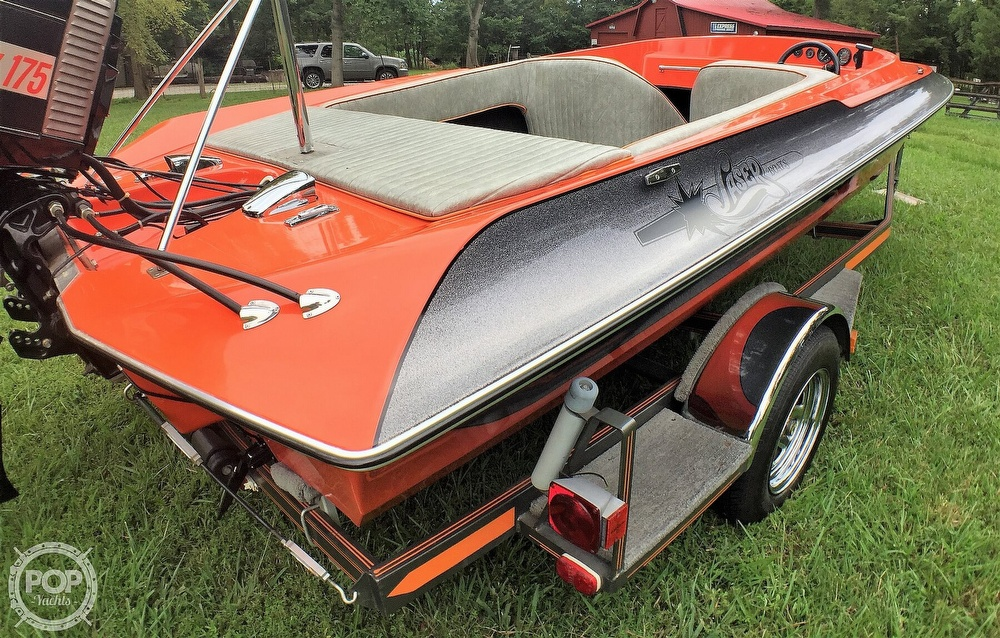 1983 LaserPerformance boat for sale, model of the boat is 19 & Image # 4 of 41