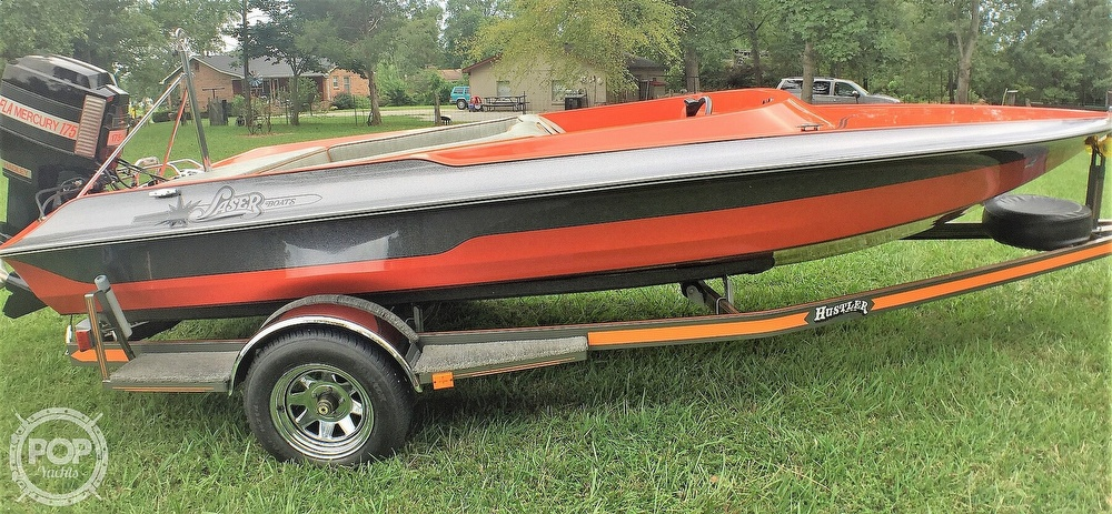1983 LaserPerformance boat for sale, model of the boat is 19 & Image # 33 of 41