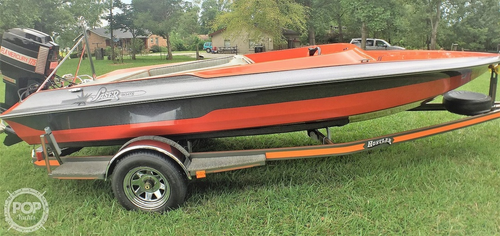 1983 LaserPerformance boat for sale, model of the boat is 19 & Image # 34 of 41