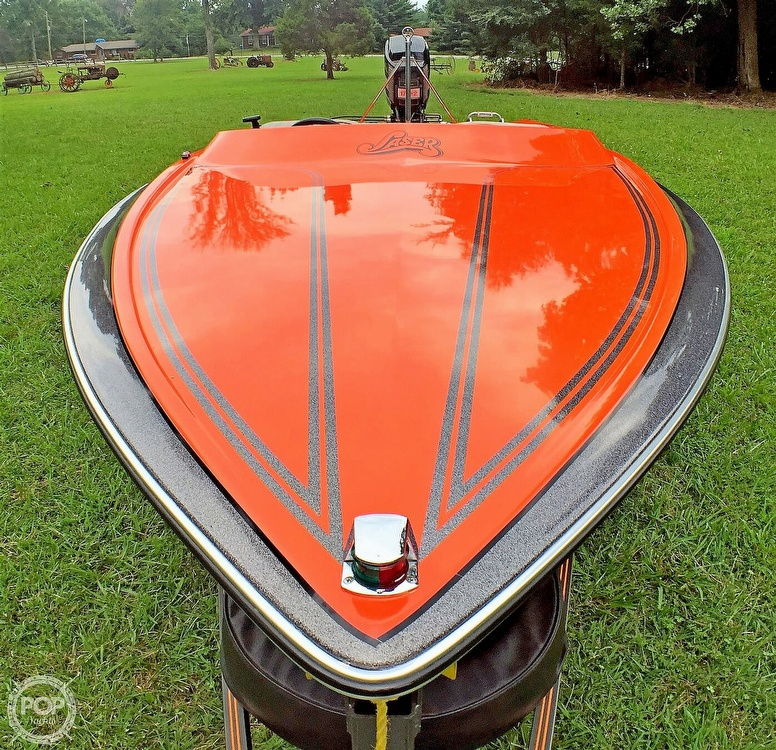 1983 LaserPerformance boat for sale, model of the boat is 19 & Image # 2 of 41