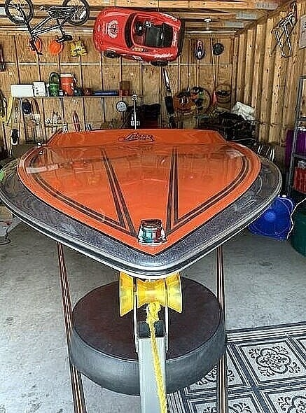 1983 LaserPerformance boat for sale, model of the boat is 19 & Image # 7 of 41