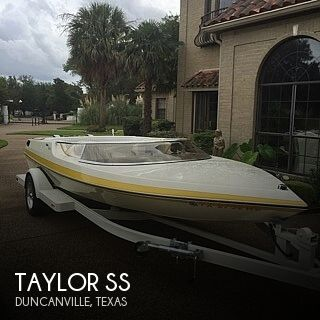 Used Taylor Boats For Sale by owner | 1975 18 foot Taylor Taylor SS