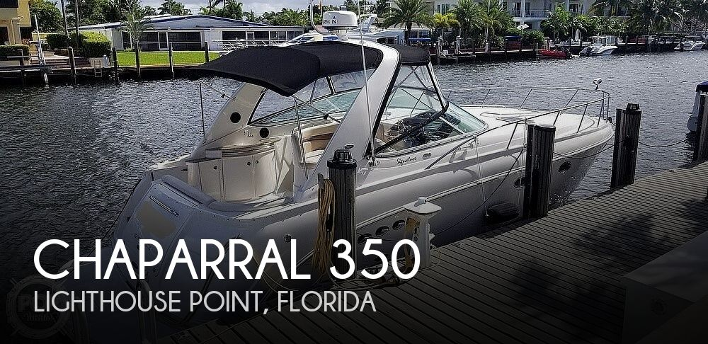 Used Chaparral Signature 350 Boats For Sale by owner | 2005 Chaparral Signature 350