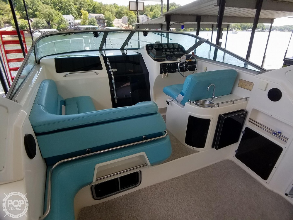 1993 Baja boat for sale, model of the boat is 340 Motor Yacht & Image # 9 of 40