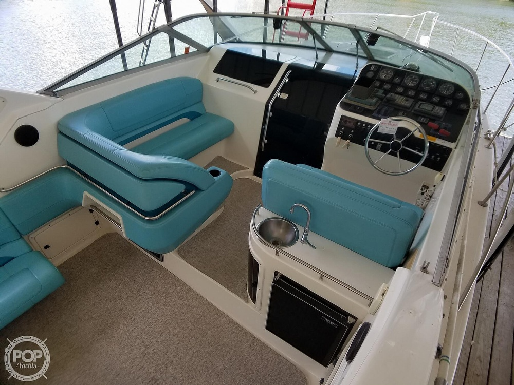 1993 Baja boat for sale, model of the boat is 340 Motor Yacht & Image # 11 of 40