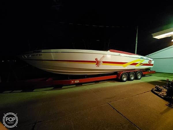 1979 Cigarette boat for sale, model of the boat is Awesome 35 & Image # 2 of 40