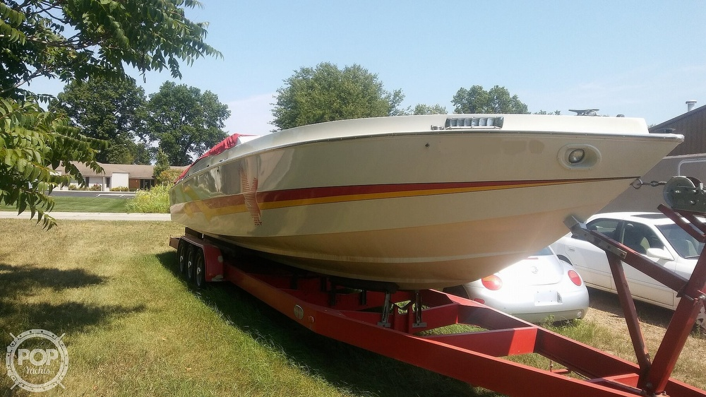 1979 Cigarette boat for sale, model of the boat is Awesome 35 & Image # 13 of 40