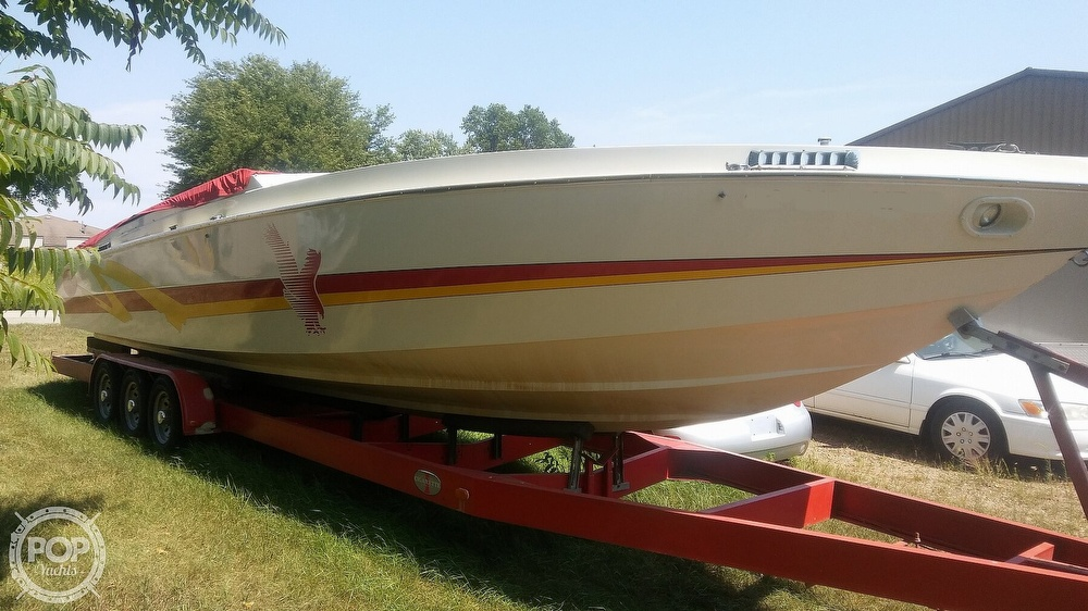 1979 Cigarette boat for sale, model of the boat is Awesome 35 & Image # 15 of 40