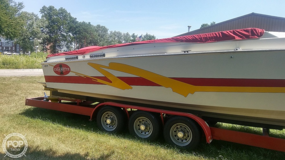 1979 Cigarette boat for sale, model of the boat is Awesome 35 & Image # 18 of 40
