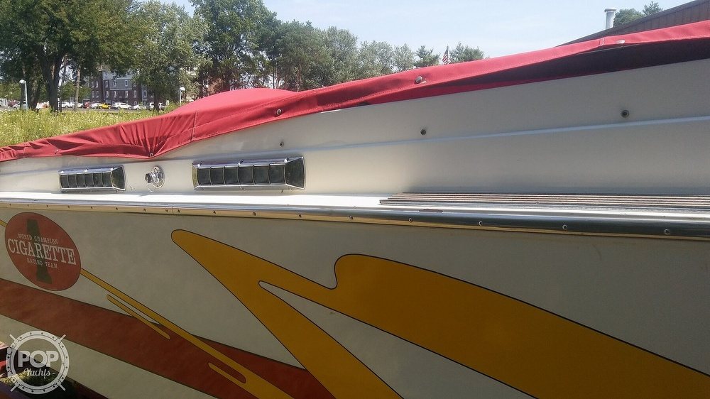 1979 Cigarette boat for sale, model of the boat is Awesome 35 & Image # 24 of 40
