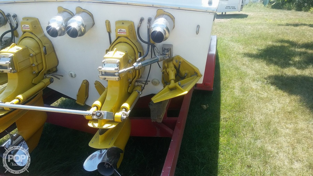 1979 Cigarette boat for sale, model of the boat is Awesome 35 & Image # 30 of 40