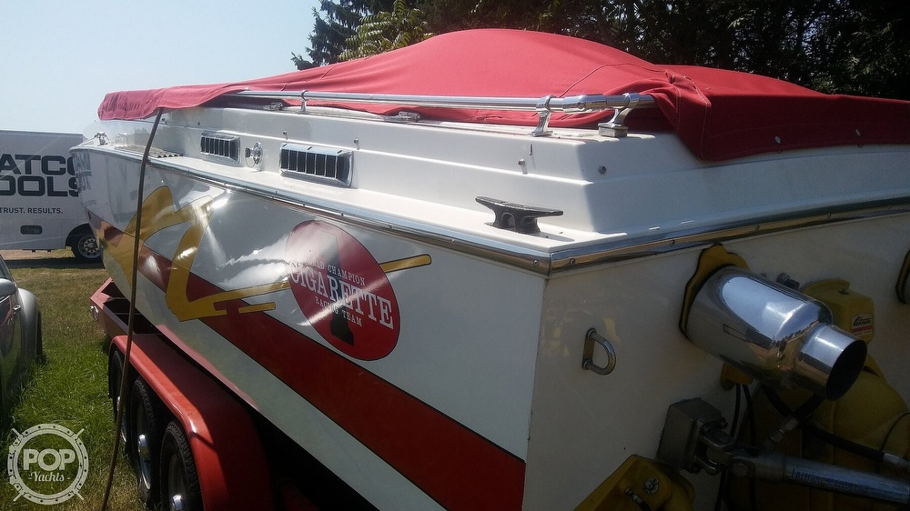 1979 Cigarette boat for sale, model of the boat is Awesome 35 & Image # 37 of 40