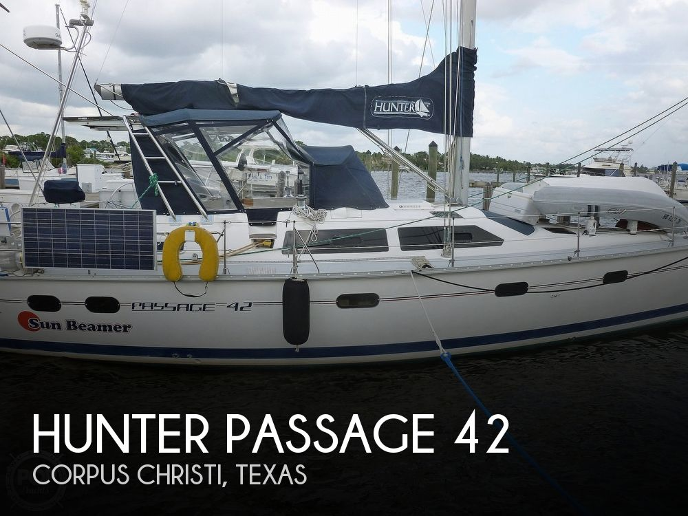 Used Hunter Sailboats For Sale by owner | 1997 Hunter Passage 42