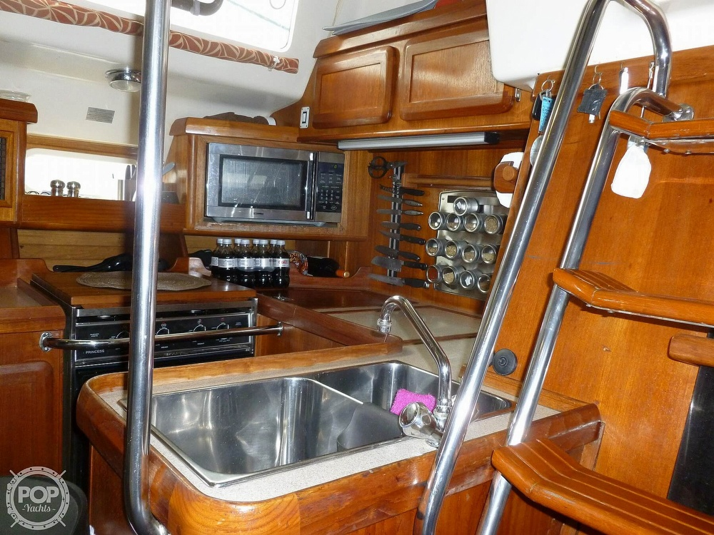 1997 Hunter boat for sale, model of the boat is Passage 42 & Image # 7 of 40