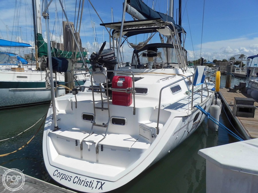1997 Hunter boat for sale, model of the boat is Passage 42 & Image # 6 of 40