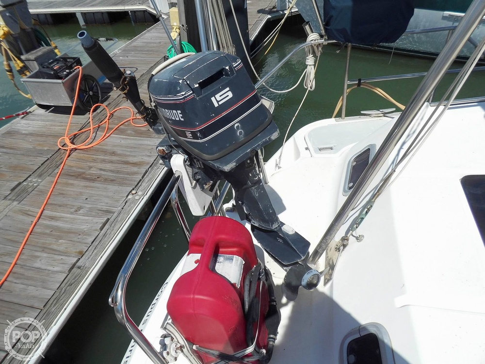 1997 Hunter boat for sale, model of the boat is Passage 42 & Image # 15 of 40